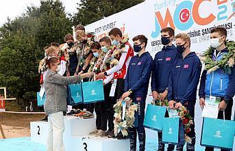 2021 Dünya Gençler Oryantiring Şampiyonası Kocaeli'de sona erdi