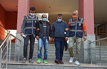 Kocaeli'de kablo hırsızlığı iddiasıyla yakalanan 2 şüpheli tutuklandı