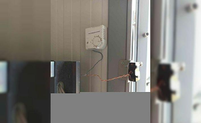 Tekirdağ'da baz istasyonlarından akü çalan şüpheli tutuklandı