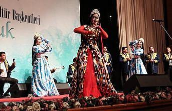 Hiva-Bursa Türk Dünyası Kültür Başkentleri Dostluk Konseri düzenlendi