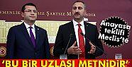AK Parti'nin anayasa değişiklik teklif...