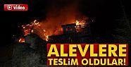 Alevlere Teslim Oldular!