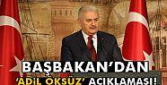 Başbakan Yıldırım'dan 'Adil Öksüz'...