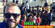 Bursa Medyasından Urfaya Ziyaret Çay Tv...