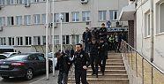 Bursa'da Zehir Tacirlerine Operasyon Kamerada!