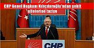 CHP Genel Başkanı Kılıçdaroğlu'ndan...