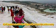 Çinli turistlerin Türkiye'de yaptığı...