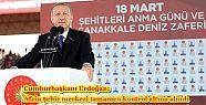 Cumhurbaşkanı Erdoğan: Afrin şehir merkezi...