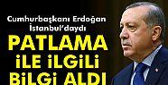 Cumhurbaşkanı Erdoğan, Beşiktaş'taki...