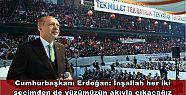 Cumhurbaşkanı Erdoğan: İnşallah her...