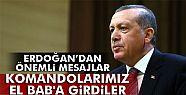 Cumhurbaşkanı Erdoğan: 'ÖSO ve komandolarımız...