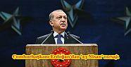 Cumhurbaşkanı Erdoğan'dan '23 Nisan'...