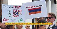 Ermenistan'da Sarkisyan karşıtı gösteriler...