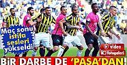 Fenerbahçe Puan Kaybetmeye Devam Ediyor!