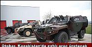 Otokar, Kazakistan'da zırhlı araç üretecek
