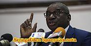 Senegal'den İspanya'ya nota
