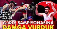 U23 Avrupa Güreş Şampiyonası'na Türk...