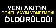 YENİ AKİT'İN GENEL YAYIN ÖĞRETMENİ...