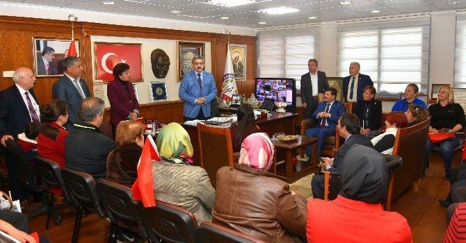 Türkiye'nin kadın muhtarları Nazilli'de buluştu