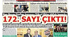 MANŞETX Gazetesi'nin 172. Sayısı Çıktı!