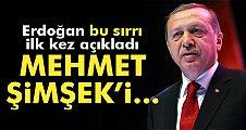 Cumhurbaşkanı Erdoğan Sırrını Açıkladı!