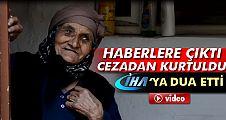 HABERLERE ÇIKTI KURTULDU!