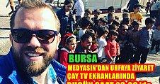 Bursa Medyasından Urfaya Ziyaret Çay Tv Ekranlarında saat 23:00