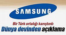 Samsung'dan dinleme iddialarına cevap!