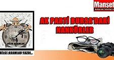 Ak Parti Bursa'daki Nankörler