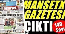 Manşetx Gazetesinin 140. Sayısı Çıktı