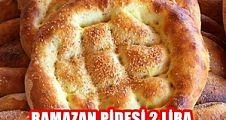 Ramazan Pidesi 2 Lira