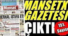 Manşetx Gazetesinin 151. Sayısı Çıktı