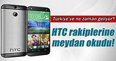 HTC One M9 resmen tanıtıldı