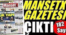 Manşetx Gazetesinin 167. Sayısı Çıktı