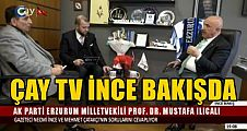 NECMİ İNCE ANKARA GÜNDEMİ ÖNEMLİ KONULAR ÇAY TV İNCE BAKIŞ'DA