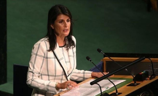 ABD'nin BM Daimi Temsilcisi Haley: Myanmar'daki acı gerçekleri artık dünya görmemezlikten gelemez