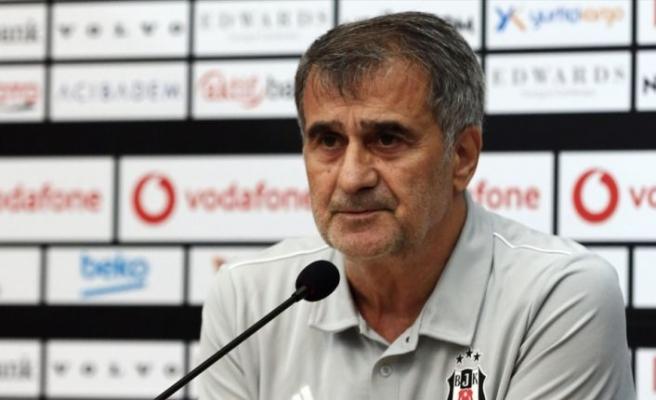 Beşiktaş Teknik Direktörü Güneş: Sabırlı ve soğukkanlı oynamak zorundayız
