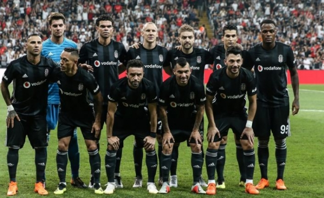 Beşiktaş'ın UEFA Avrupa Ligi'ndeki rakipleri