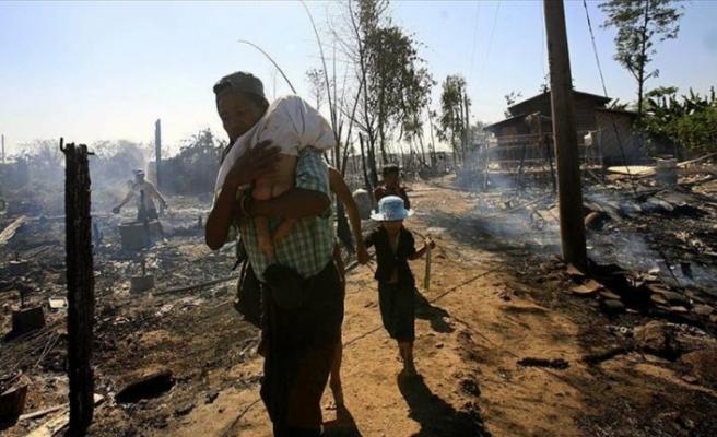 BM'den Myanmarlı generaller için soykırım yargılaması talebi