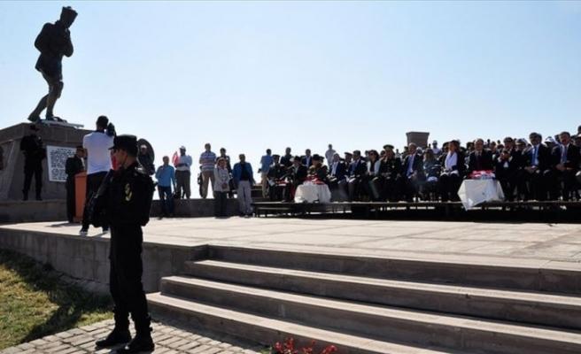 Büyük Taarruz emrinin verildiği Kocatepe'de tören