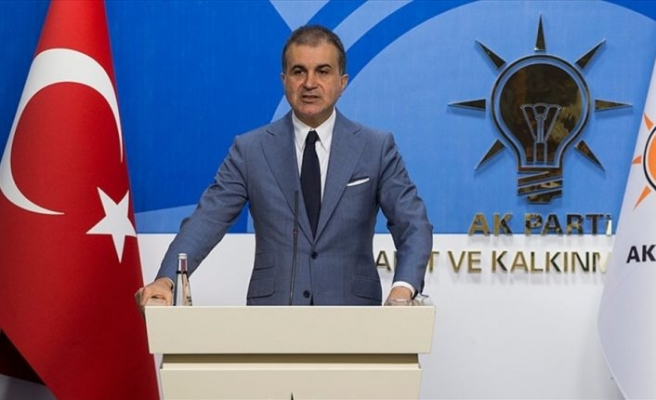 Çelik'ten Yunan parlamentere yanıt: İlişkileri zehirleyen Yunan yargısının kararıdır