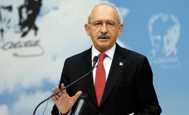 CHP Genel Başkan Kılıçdaroğlu'ndan 'Zafer Bayramı' mesajı