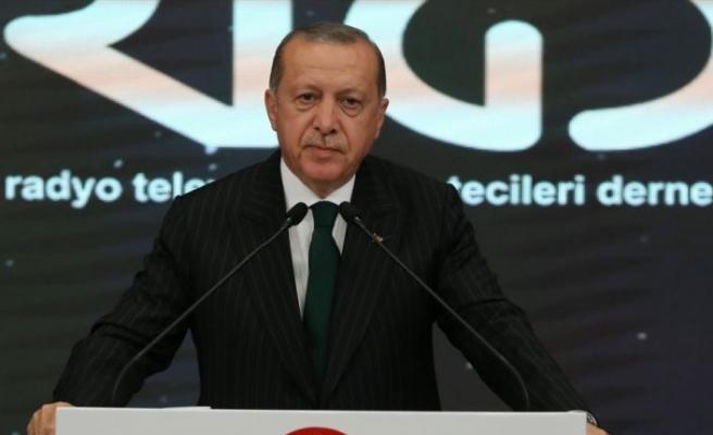 Cumhurbaşkanı Erdoğan: Bize böyle tehditlerle geri adım attırmak mümkün değil