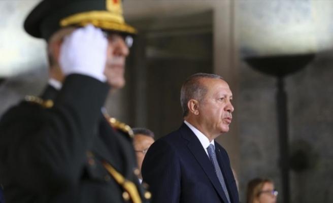 Cumhurbaşkanı Erdoğan:  Tehdit ve saldırılar bizi hedeflerimizden alıkoyamayacak
