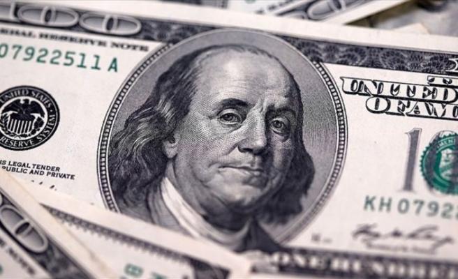 Dolar/TL 6,2050 seviyesinde işlem görüyor