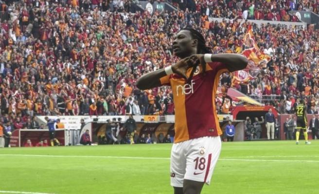 Gomis, Galatasaray'da iz bıraktı