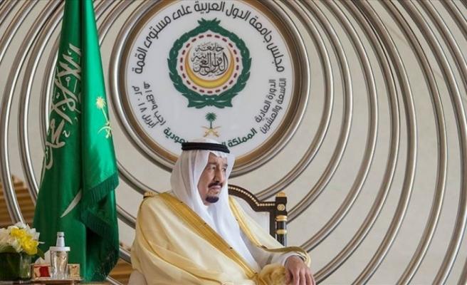 Suudi Arabistan Kralından 30 Ağustos Zafer Bayramı kutlaması