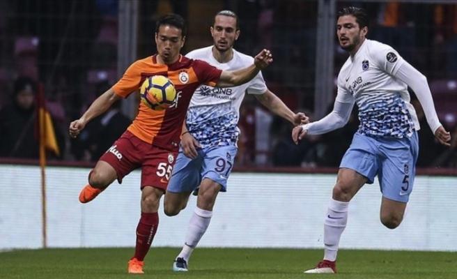 Trabzonspor-Galatasaray maçının biletleri satışa çıktı