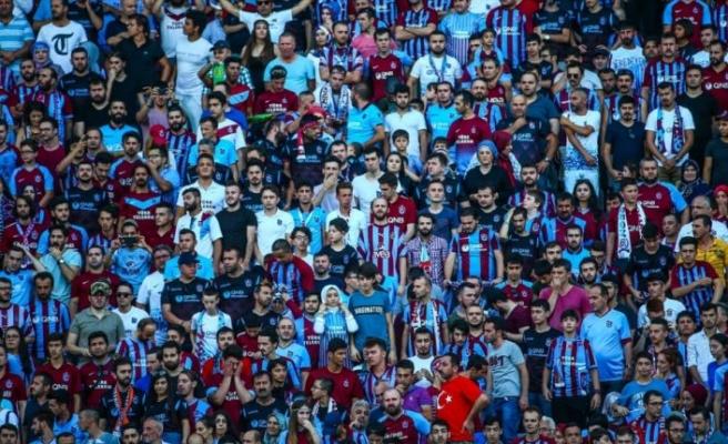 Trabzonspor'da 'Kombinen Kulübüne Emanet' kampanyası