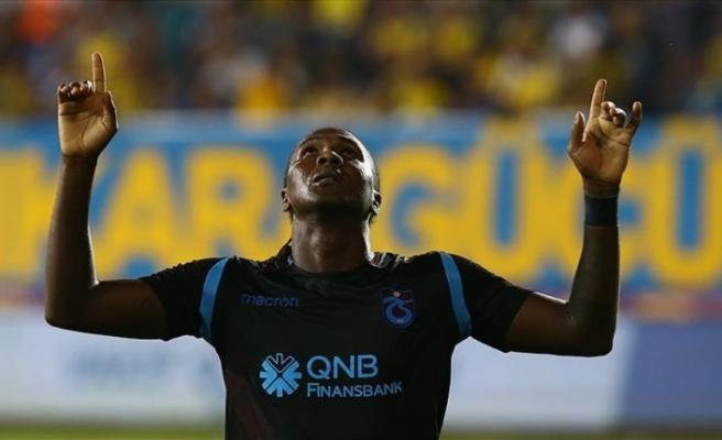 Trabzonspor'da Rodallega'dan en iyi başlangıç